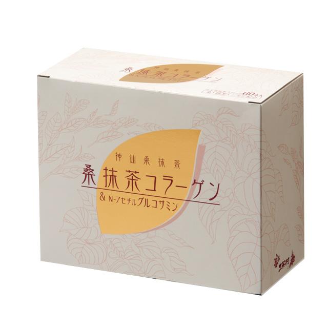 桑抹茶コラーゲン