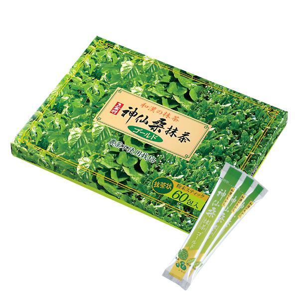 神仙桑抹茶ゴールド60